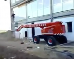 Cherry Picker Fail