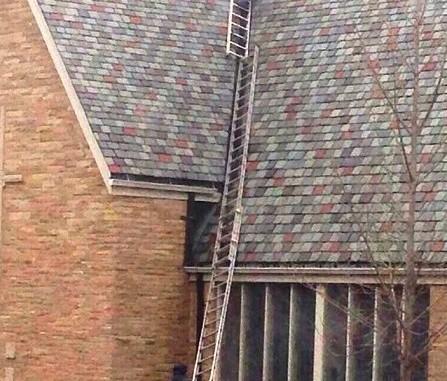Idiots on Ladders