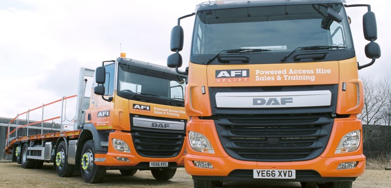AFI To Purchase Low Noise Delivery Vehicles