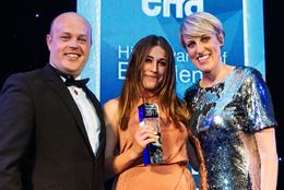 AFI Senior Hire Desk Controller Wins HAE Award