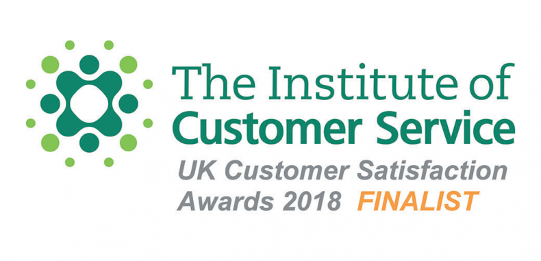 AFI Shortlisted For Institute of Customer Service Award