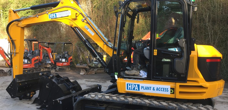 Hampshire Plant & Access Makes Further £1m Investment