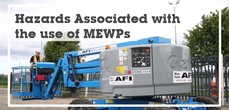 AFI Webinar: HSEQ – Hazards associated with the use of MEWPs